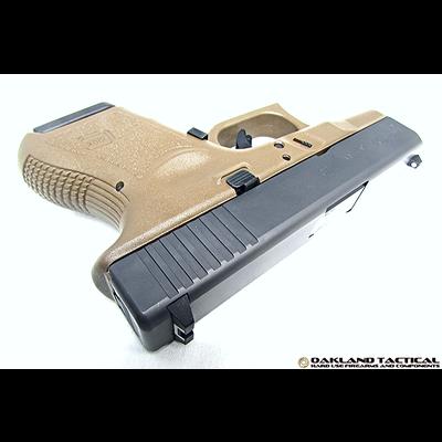 Glock Glock G27 Gen3 Flat Dark Earth .40 S&W MFG # PI2750201D UPC Code # 764503000850