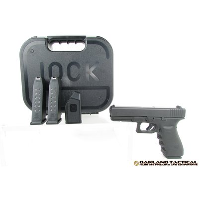 "Glock (Blue Label) GLOCK G20 SF 4.60"" Barrel 10mm Auto MFG# PF2050202 UPC# 764503662027"