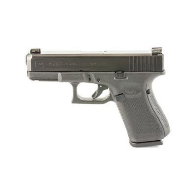 Glock GLOCK 19 GEN5 9MM AMERIGLO 15RD 3MAG MFG# PA1950303AB UPC# 764503023217