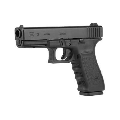 Glock GLOCK 21SF 45ACP 10RD GLOCK RAIL MFG# PF2150201 UPC# 764503072017