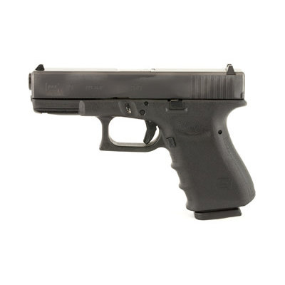 Glock GLOCK 19 RTF 9MM 10RD STRAIGHT MFG# PT1950201 UPC# 764503062018