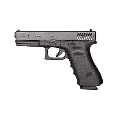 Glock GLOCK 22 RTF 40SW 15RD CURVED MFG# PT225D203 UPC# 764503022876