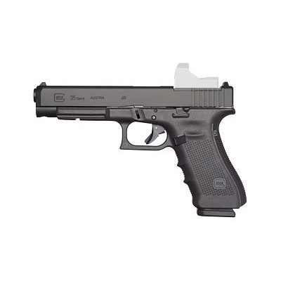 Glock GLOCK 35 GEN4 40SW 15RD MOS MFG# UG3530103MOS UPC# 764503913839