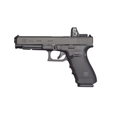Glock GLOCK 41 GEN4 45ACP 13RD MOS MFG# UG4130103MOS UPC# 764503913860