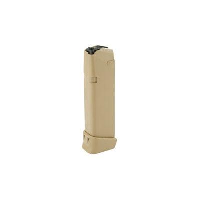 Glock MAG GLOCK OEM 17+2 9MM 19RD COY PKG MFG# 47488 UPC# 764503027864