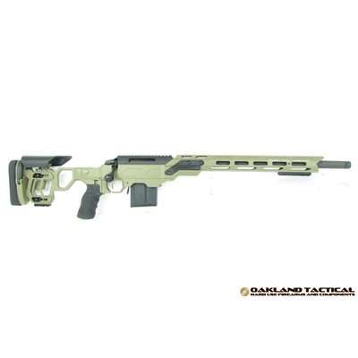 "Tikka Tikka T3 Tactical 20"" Barrel .308 Winchester with Cadex Defence Field Competition Rifle Chassic FDE"