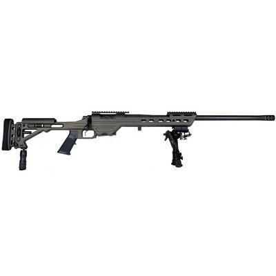 "Masterpiece Arms MPA 308CAL 24"" TB W/MB 10RD GRY MFG# MPA308BA UPC# 866803009646"