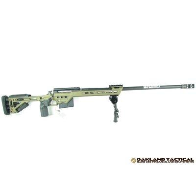 "Masterpiece Arms MasterPiece Arms MPA 338BA Bolt Action Rifle 26"" Barrel .338 Lapua Burnt Bronze MFG # MPA338BA"