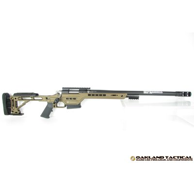 "Masterpiece Arms Masterpiece Arms MPA PCR BA Rifle 24"" Match Grade Barrel 6.5mm Creedmoor Burnt Bronze"