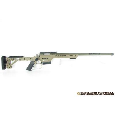 """Masterpiece Arms Masterpiece Arms MPA Lite Rifle 20"""" Barrel 6.5 Creedmoor FDE/Green"""