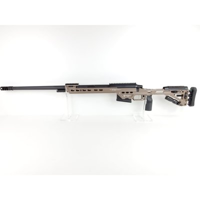"Masterpiece Arms MasterPiece Arms .300 Win Mag (MPA) FDE Bolt Action Rifle 26"" Match Grade Stainless Barrel MFG # MPA300WMBA (FDE)"