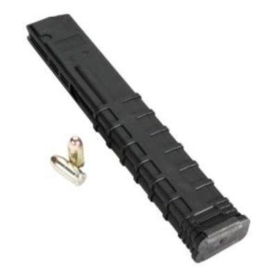 Masterpiece Arms MasterPiece Arms 9mm 30 Round Polymer Magazine MFG # MPA20-70P UPC # 804879227809