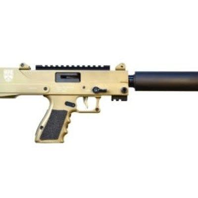 "Masterpiece Arms MasterPiece Arms 9mm Pistol -Multi Caliber 6"" Theaded Barrel MFG # MPA30DMG UPC # 784672299961"