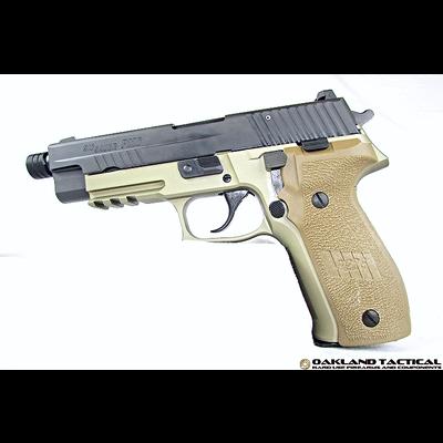Sig Sauer Sig Sauer P229 Combat with Threaded Barrel 9x19mm MFG # E26R-9-CBT-TB UPC Code # 798681412600