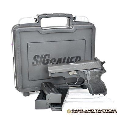 "Sig Sauer (Law Enforcement) Sig Sauer P224 9mm 3.5"" Nitron MFG# we24-9-bss UPC# 798681438426"