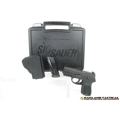 "Sig Sauer Sig Sauer P320 Nitron Sub-Compact 3.6"" Barrel 9x19mm MFG # 320SCR-9-B UPC # 798681527786"