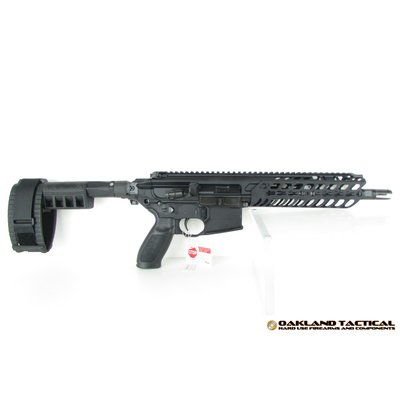 """Sig Sauer Sig Sauer PMCX PSB 9"""" Barrel .300 Blackout MFG # PMCX-300B-9B-AL-PSB UPC # 798681513826"""