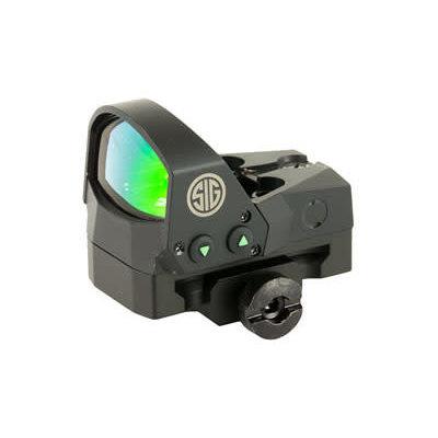 Sig Sauer Sig Sauer Romeo1 1x30mm 3 MOA Red Dot Reflex Sight MFG # SOR11001 UPC # 798681521289