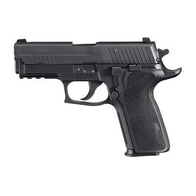 "Sig Sauer SIG P229 40SW 3.9"" 10RD BLK SRT NS MFG# 229R-40-ESE-CA UPC# 798681434725"