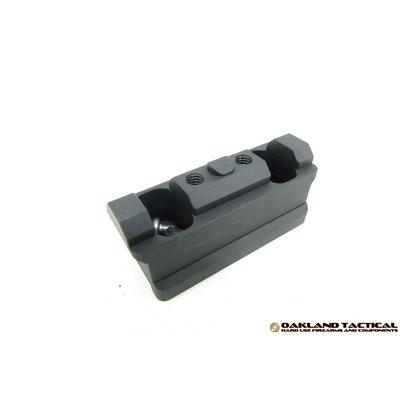 American Defense Mfg. American Defense Manufacturing LLC Aimpoint T1 Micro Socom Riser MFG # AD-T1-SOCOM UPC Code # 818503010569