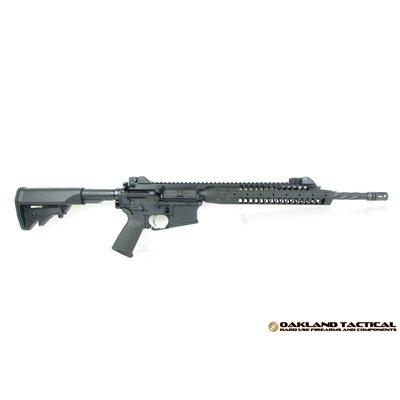 """LWRC LWRC International M6IC A5 16"""" Barrel 5.56x45mm Black MFG # ICA5R5B16 UPC Code # 854026005439"""