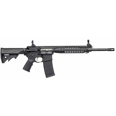 "LWRC LWRC International M6IC SPR 16.1"" Barrel 5.56x45mm Nato Black MFG # ICR5B16SPR UPC # 855148002610"