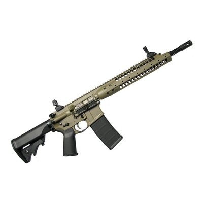 "LWRC LWRC International M6IC A5 16"" Barrel 5.56x45mm FDE MFG # ICA5R5CK16 UPC # 854026005453"