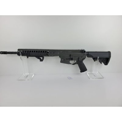 "LWRC LWRC COMP IC-DI 5.56 16.1"" Model # ICDIR5PG16 Premium Gray"