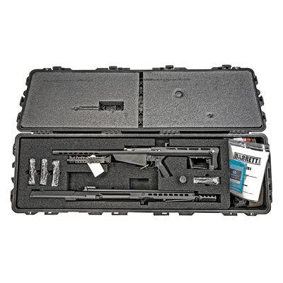 Barrett BARRETT M107A1 50BMG DPLOY KIT BLK MFG# 16296 UPC# 816715019424