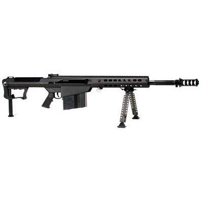 "BARRETT M107A1 50BMG 20"" BLK 10RD MFG# 14084 UPC# 816715012425"
