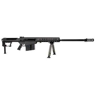 """Barrett BARRETT M107A1 50BMG 29"""" BLK 10RD MFG# 14085 UPC# 816715012432"""