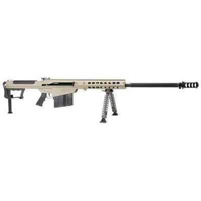 """BARRETT M107A1 50BMG 29"""" FDE 10RD MFG# 14559 UPC# 816715013088"""