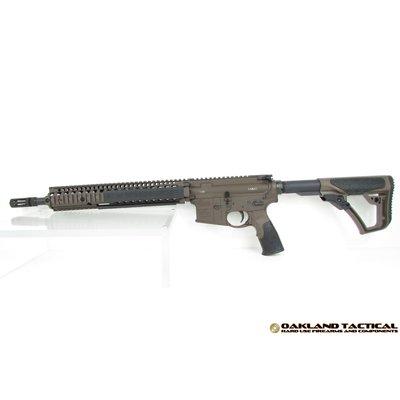 Daniel Defense Daniel Defense DDM4 M4A1 Mil Spec + Cerakote 14.5 Inch Barrel Length 5.56mm Nato MFG # 02-088-15126-011 UPC Code # 815604015738