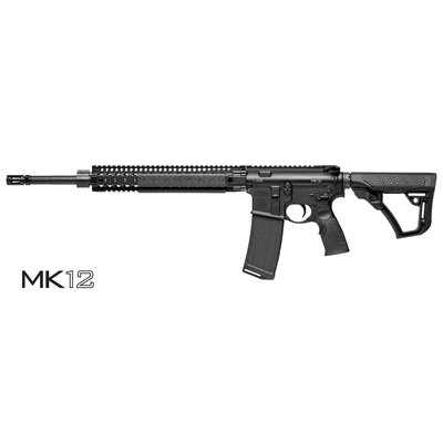 "Daniel Defense Daniel Defense MK12 SPR 18"" Stainless Steel Barrel 5.56x45mm MFG # 02-142-13175-047 UPC # 815604015318"