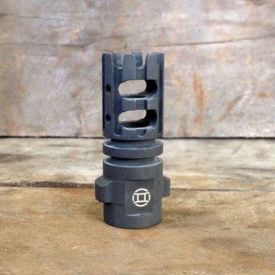 Gemtech Gemtech 5.56mm Muzzle Brake 1/2-28 MFG # QM-G5-BR UPC # 609224348051