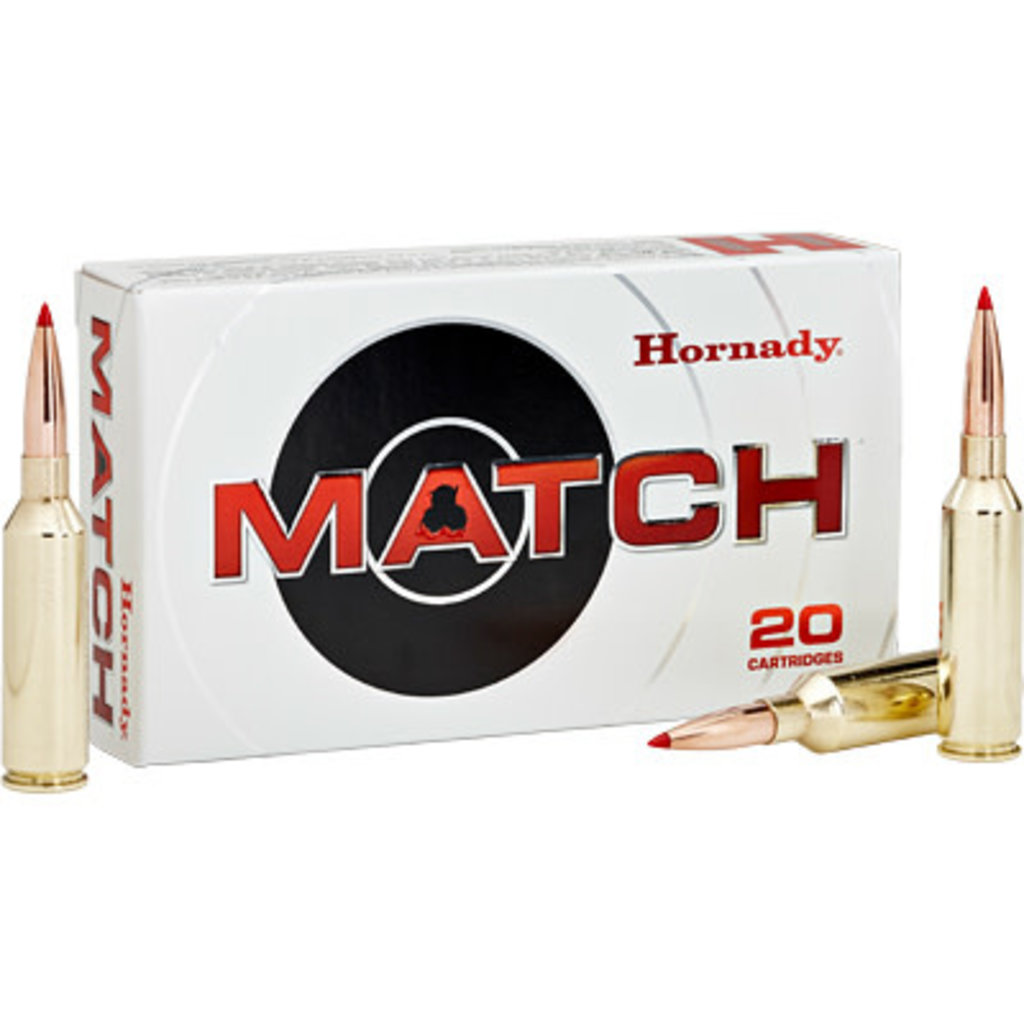 Hornady HRNDY 300WIN 195GR ELD 20/200 MFG# 82180 UPC# 090255821802