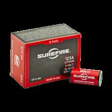 Surefire Surefire Box of 12 Lithium Batteries 123A MFG # SF12-BB UPC # 084871820134