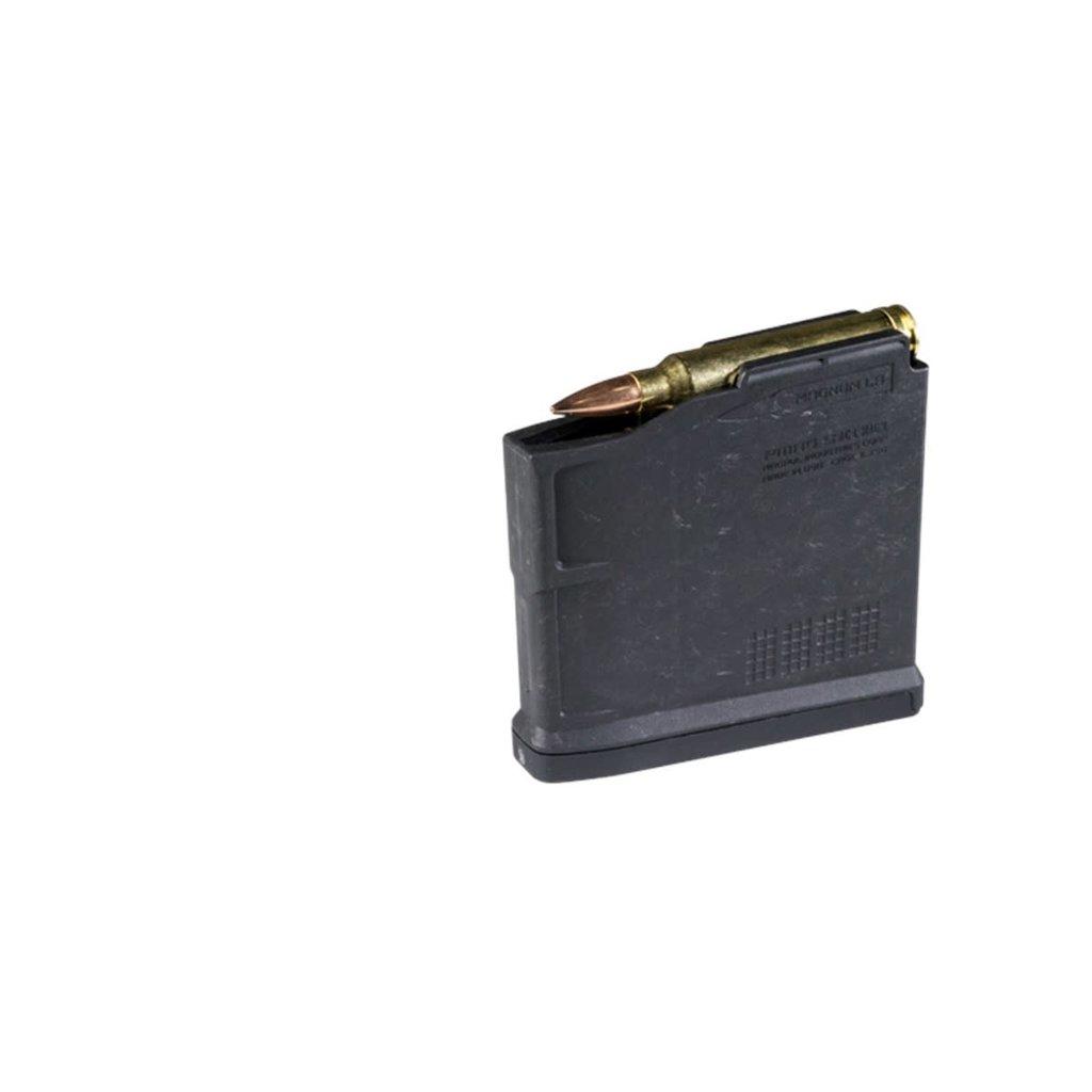 Magpul Industries Magpul PMAG 5 AC L AICS Magnum 5 Round Black MFG# MAG698BLK UPC Code# 840815109822