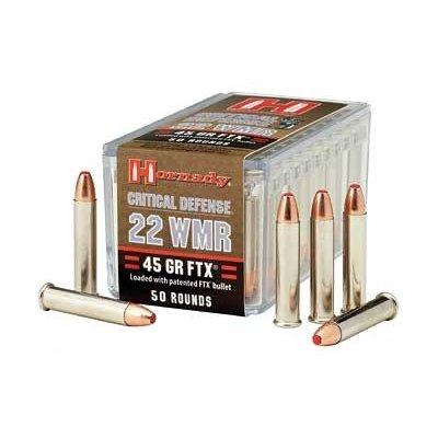 Hornady Hornady Critical Defense 22 Mag 45 gr. MFG# 83200 UPC # 090255832006