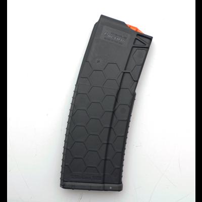 MAG HEXMAG AR15 223 REM 30RD BLK POLY MFG# HX30-AR-BLK UPC# 861643000013