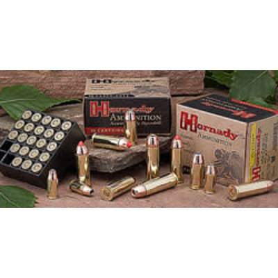 Hornady Hornady .44 Magnum 200 Grain XTP MFG # 9080 UPC # 090255390803