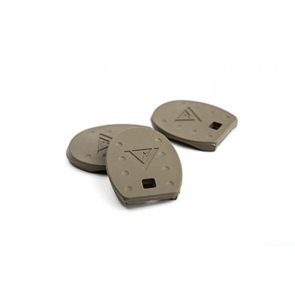 TangoDown Vickers Tactical Magazine Floor Plates FDE MFG # VTMFP-004MP UPC # 955728100696