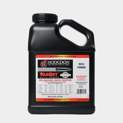 Hodgdon Varget Powder 8lb MFG # VAR8 UPC # 039288531340