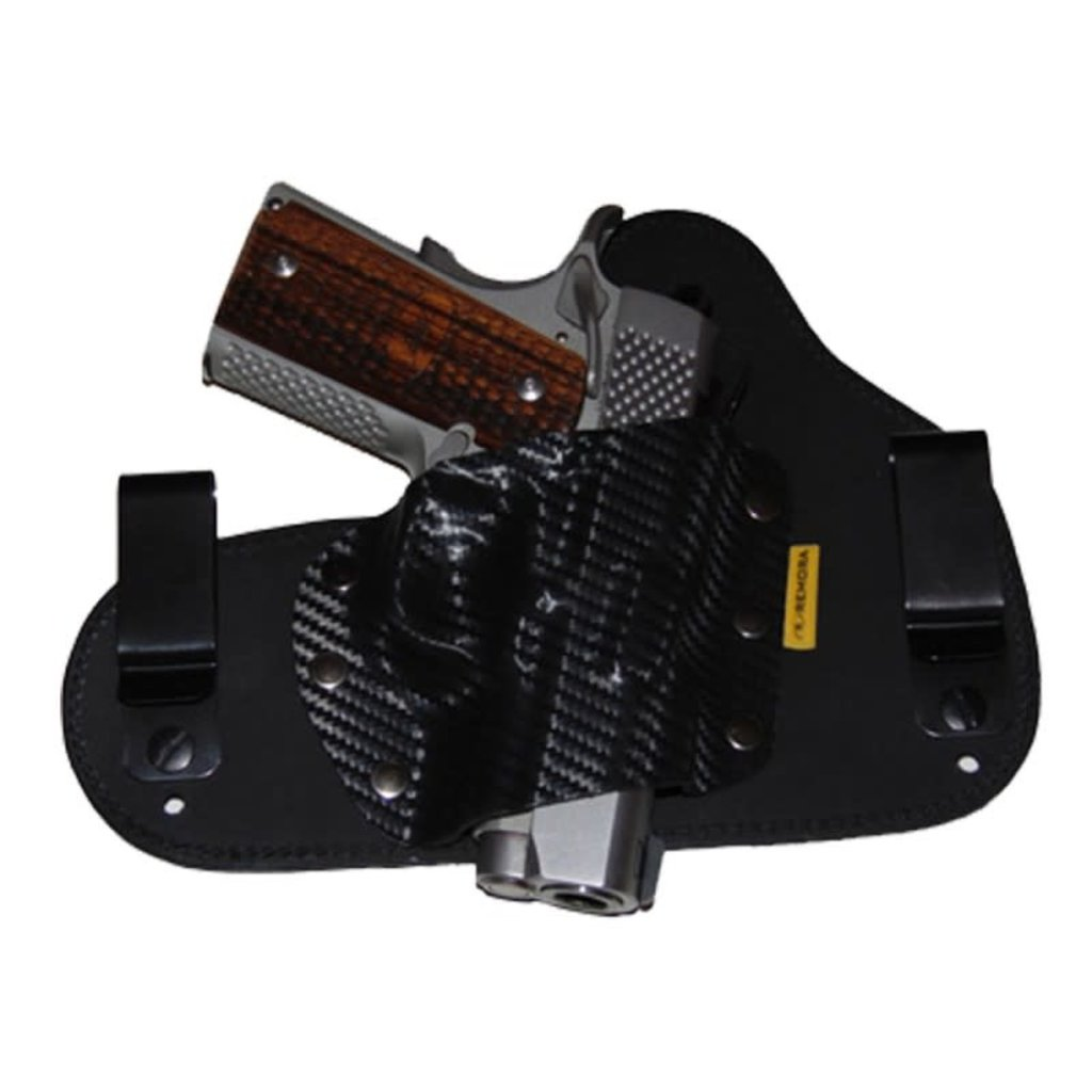 Tagua Kydex Dual Clip Holster Ruger LCP 380 Black Right Hand MFG # RE-KDC-010 UPC # 889620085525