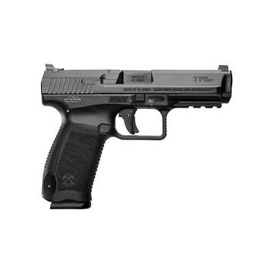 "CANIK TP9SF 9MM 4.46"" 18RD BLACK MFG# HG4070D-N UPC# 787450432529"