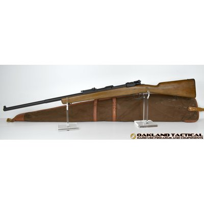 "(Pre-Owned) Mauser Model Fabrica De Armas 1925 22"" Bolt Action Rifle comes with Soft Case"