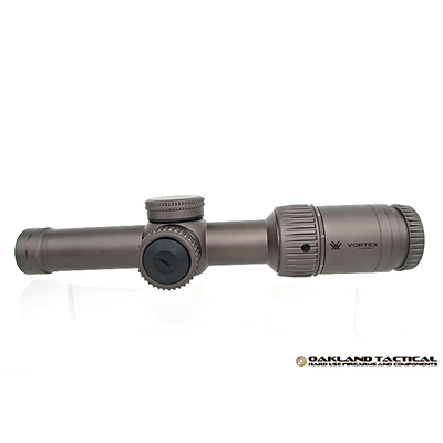 Vortex Optics Vortex Razor HD Gen II 1-6x24 VMR-2 (MOA) Reticle 30mm Tube MFG # RZR-16004 UPC Code # 875874005334