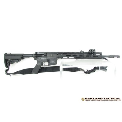 "Smith & Wesson Smith & Wesson M&P15 VTAC II Viking Tactics 16"" Barrel 5.56x45mm MFG #811025 UPC #022188144093"