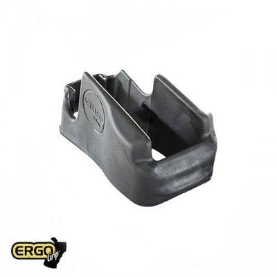 Ergo Ergo Grips Never Quit Magwell Grip Black MFG # 4965-BK UPC # 874748004404