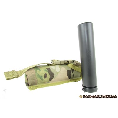Griffin Armament Griffin Armament M4SD Silencer 5.56mm MFG #GAM4SD UPC #791154080962